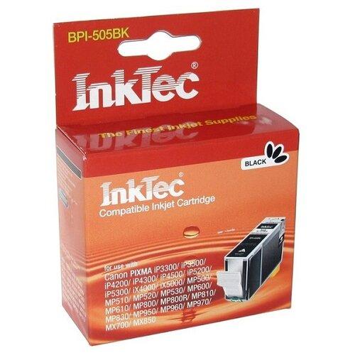 Фото - Картридж InkTec BPI-505BK картридж inktec bpi 425bk