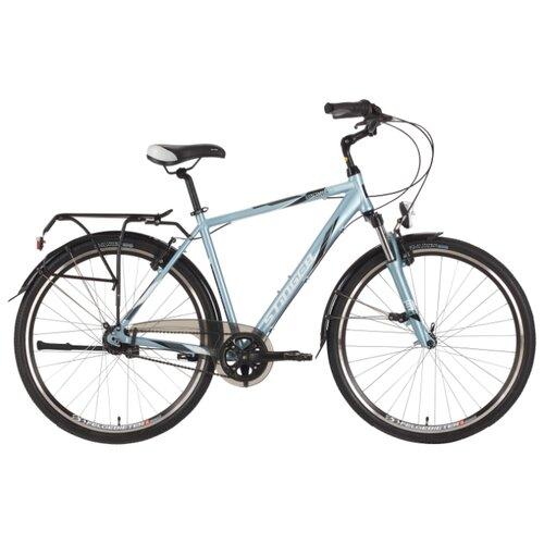 Городской велосипед Stinger велосипед stinger 24 defender 12 5 серый 24 shv defend 12 gr8
