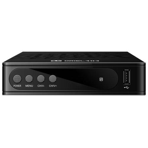 TV-тюнер Oriel 403 DVB-T2 C oriel 120