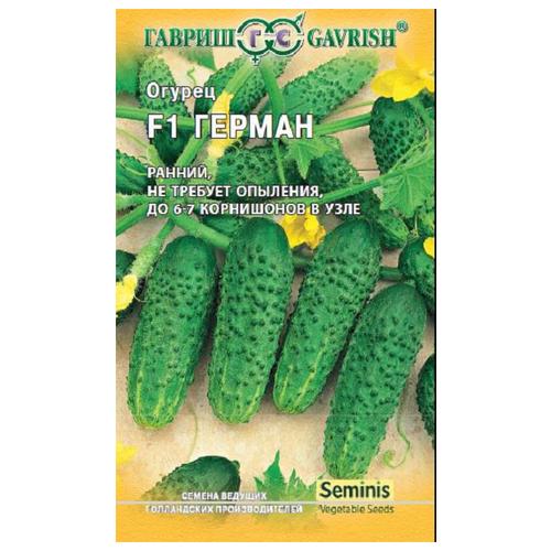 Семена Гавриш Seminis Огурец семена огурец вьюга 8шт