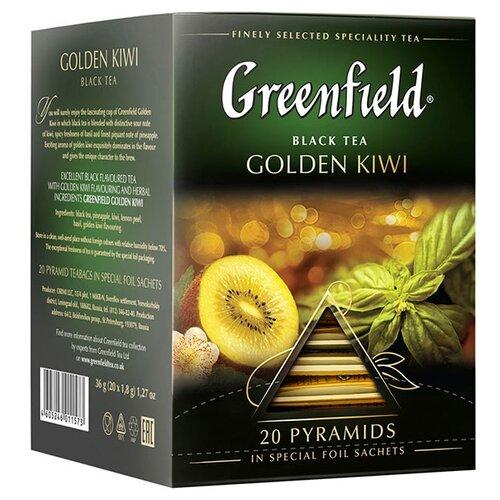Чай черный Greenfield Golden greenfield english edition черный листовой чай 100 г