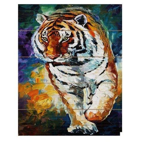 Molly Картина по номерам Тигр molly картина по номерам тигр 40 50 см