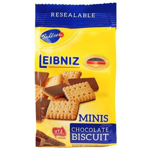 Печенье Leibniz Minis chocolate