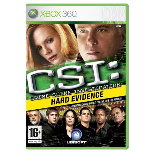 CSI: Hard Evidence csi