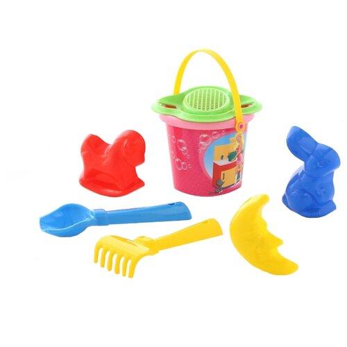 Фото - Набор Полесье №250 3529 полесье набор игрушек для песочницы 468 цвет в ассортименте