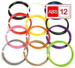 ABS пруток PROF 1.75 мм 12 цветов