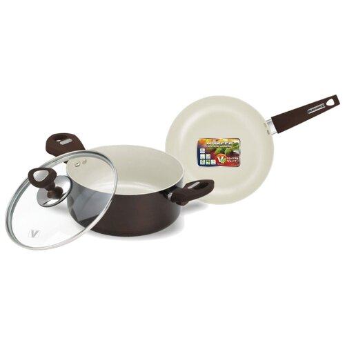 Набор посуды Vitesse VS-2219 3 набор посуды из 12 предметов vitesse melanie vs 2063