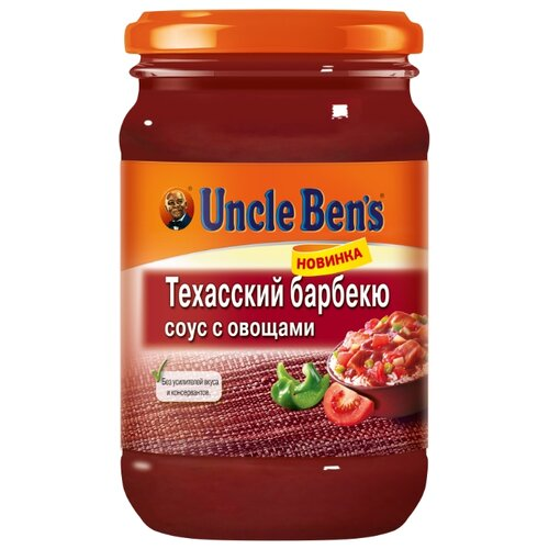 Соус Uncle Ben's Техасский