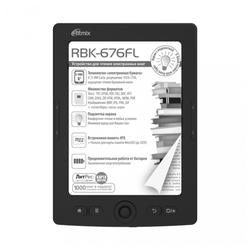 Электронная книга Ritmix RBK-676FL