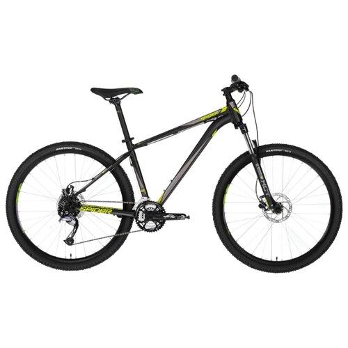 Горный MTB велосипед KELLYS обод kellys spark 28 32h пистонированный cnc чёрный