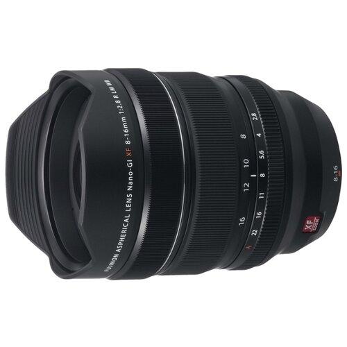 Фото - Объектив Fujifilm XF 8-16mm f объектив