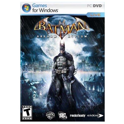 Batman: Arkham Asylum the asylum