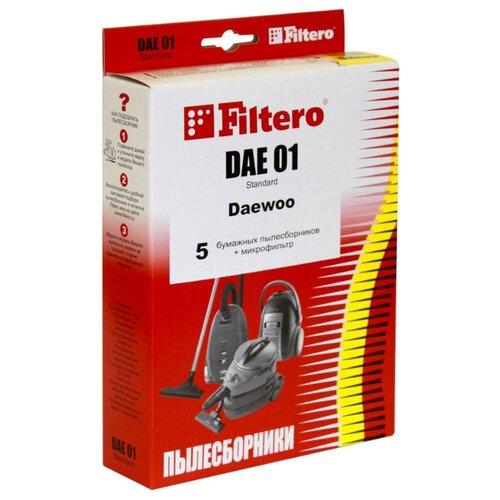 Filtero Мешки-пылесборники DAE