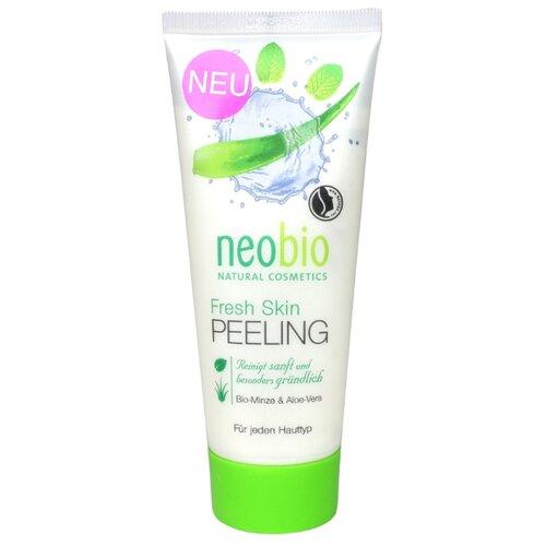 Neobio пилинг для лица Fresh