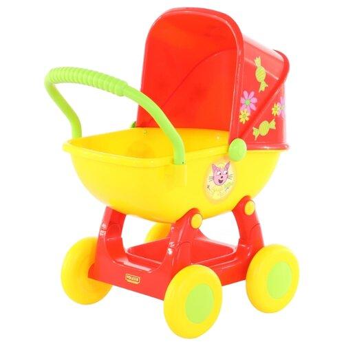 Фото - Прогулочная коляска Полесье Три полесье набор игрушек для песочницы 468 цвет в ассортименте
