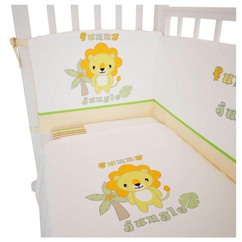 комплекты в кроватку Polini комплект в кроватку