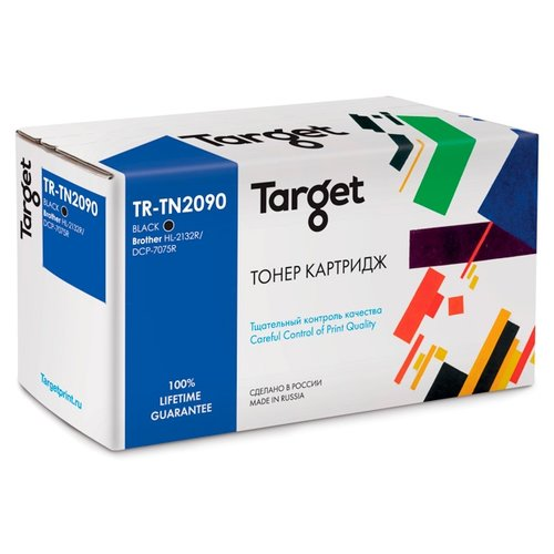 Фото - Картридж Target TR-TN2090 андрей верин target