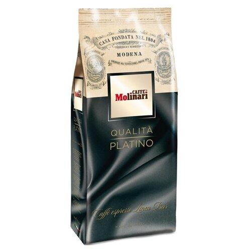 Кофе в зернах Molinari Platino