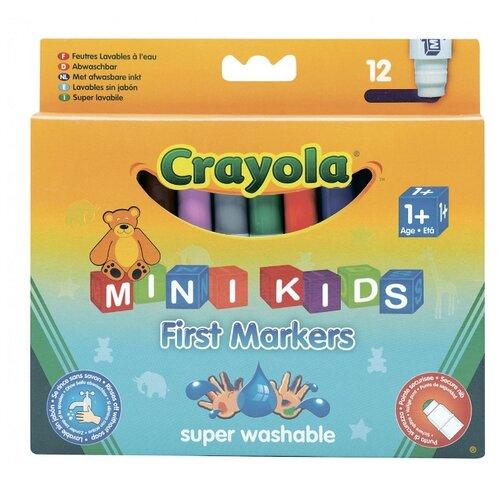 Фото - Crayola Мини-фломастеры crayola набор для лепки из теста crayola мини 1