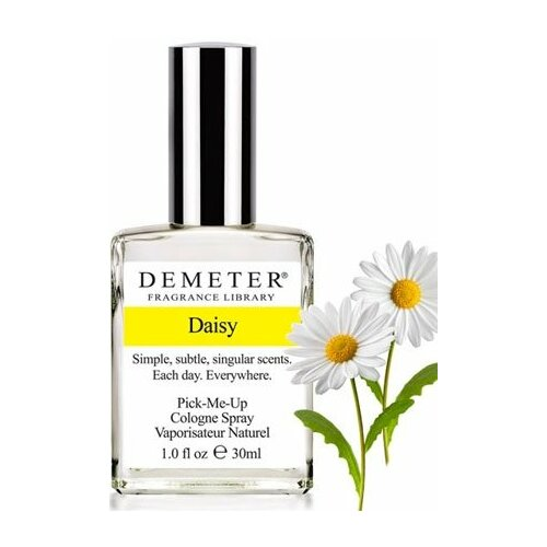 Demeter Fragrance Library Daisy library