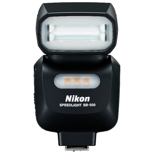 Вспышка Nikon Speedlight SB-500 flash speedlight diffuser for nikon sb 900 white