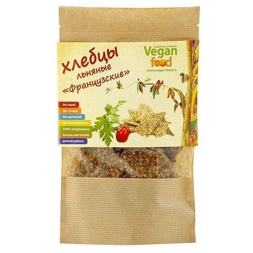 Хлебцы льняные Vegan food afro vegan