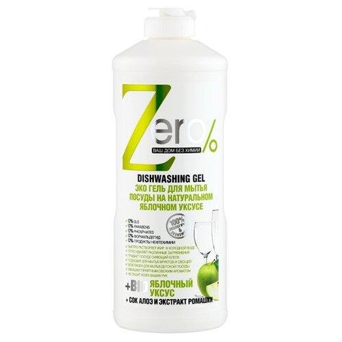 Zero% Гель для мытья посуды zero k