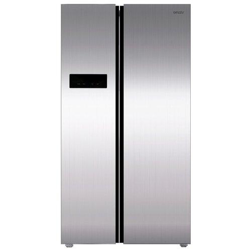 Холодильник Ginzzu NFK 605 Steel