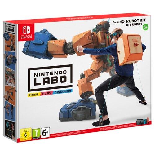 Nintendo Labo: Robot Kit геймпад nintendo switch pro controller