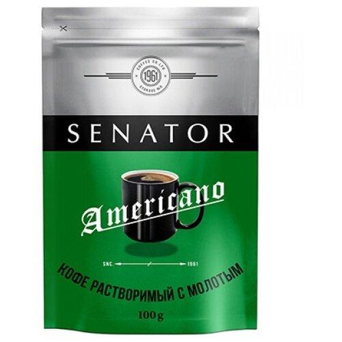 Кофе растворимый Senator