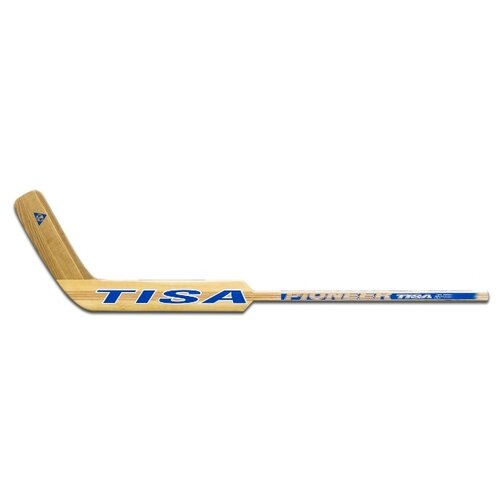 Хоккейная клюшка Tisa Pioneer клюшка вратарская tisa pioneer h42318 18 загиб прямой