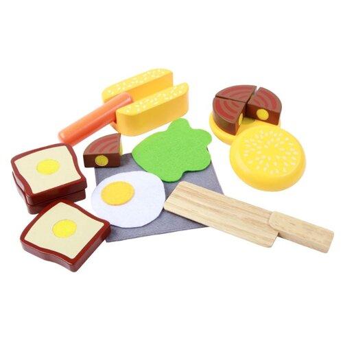 Набор продуктов с посудой Vulpi