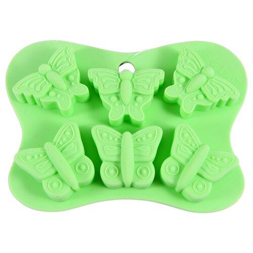 Форма для льда Fissman Бабочки
