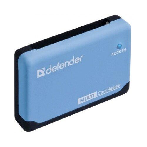 Фото - Кардридер Defender Ultra USB 2.0 мышь defender opera mb 880r красный usb 5кн 1кл кн оптика