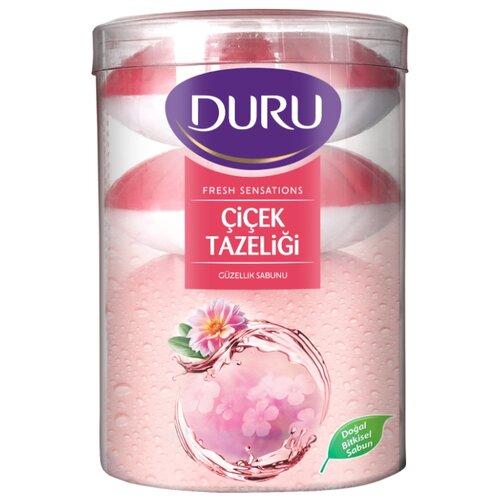Мыло кусковое DURU Fresh мыло duru soft sens зелёный чай 4шт 90г