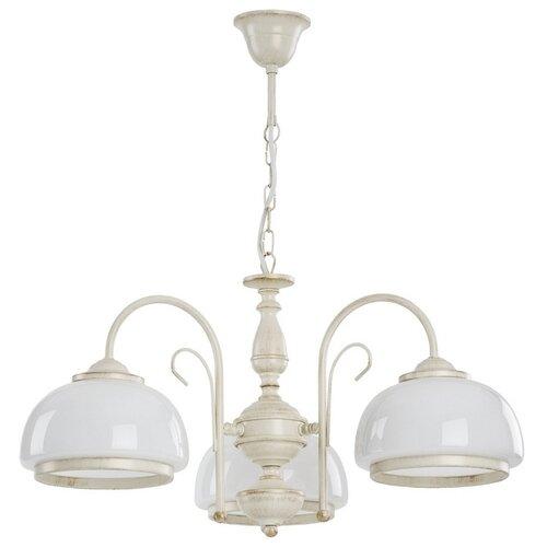 Люстра Alfa Paris White 18413 подвесной светильник alfa parma 16941