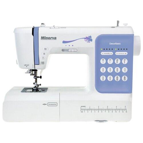 Швейная машина Minerva DecorBasic