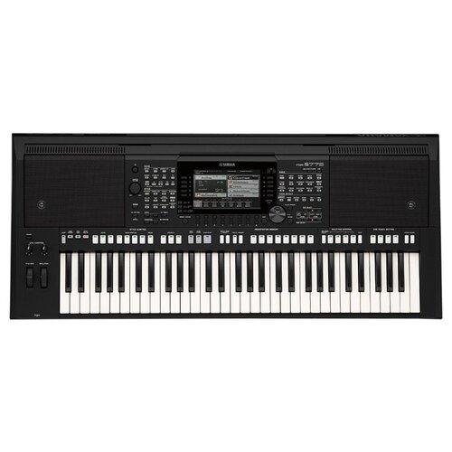 Синтезатор YAMAHA PSR-S775 синтезатор yamaha psr ew300 black