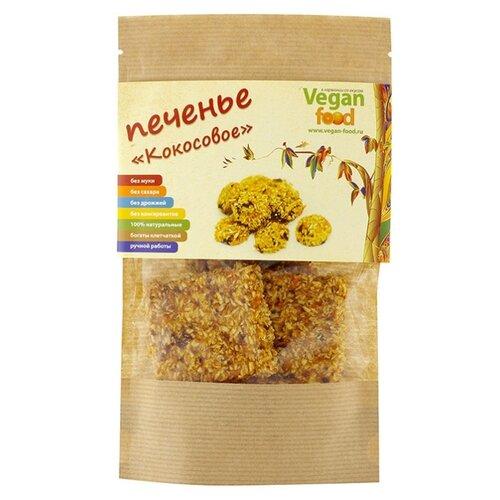 Печенье Vegan food Кокосовое afro vegan
