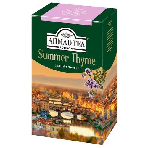 Чай черный Ahmad tea Summer thyme фото