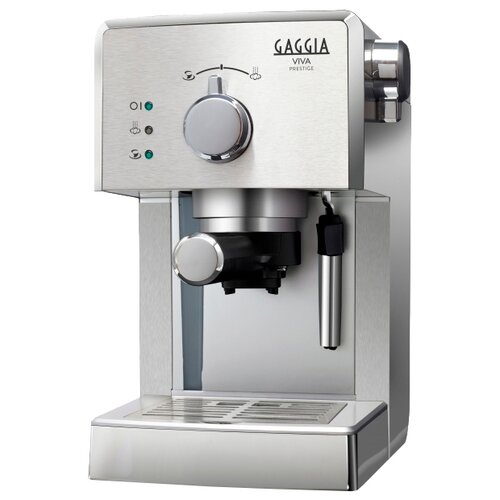 Кофеварка рожковая Gaggia Viva coffee machine gaggia viva deluxe