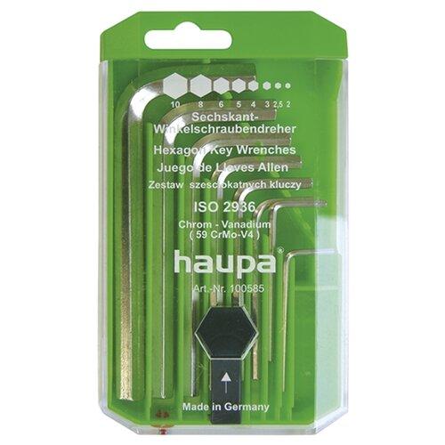 Набор инструментов Haupa 100585 профессиональный набор инструментов 20 предметов haupa 220168