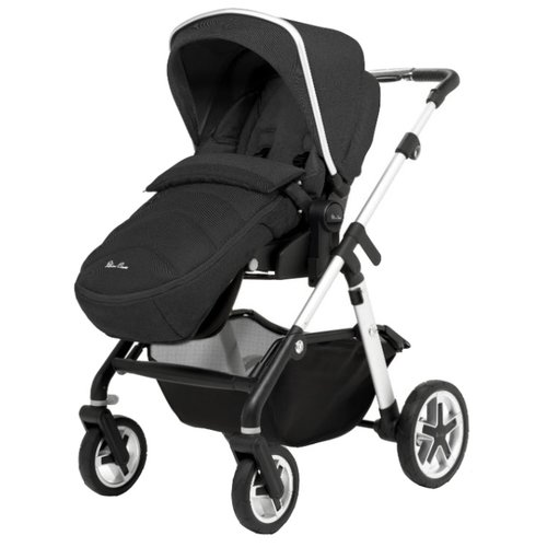 Коляска-трансформер Silver коляска silver cross sleepover elegance cream with pram bag sx 311 cm