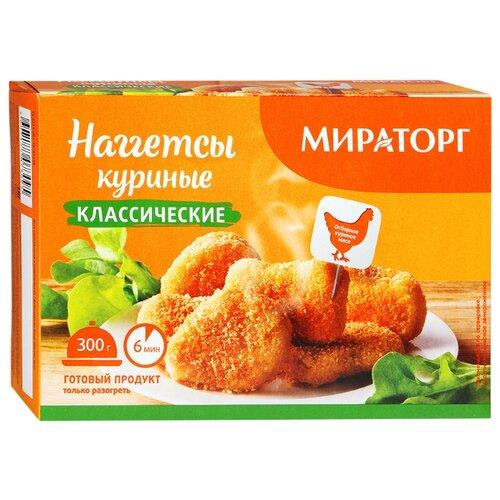 Мираторг Наггетсы куриные