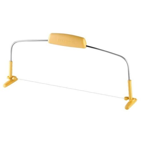 Tescoma Нож-струна для тортов струна f1 для арфы bow brand pedal natural gut