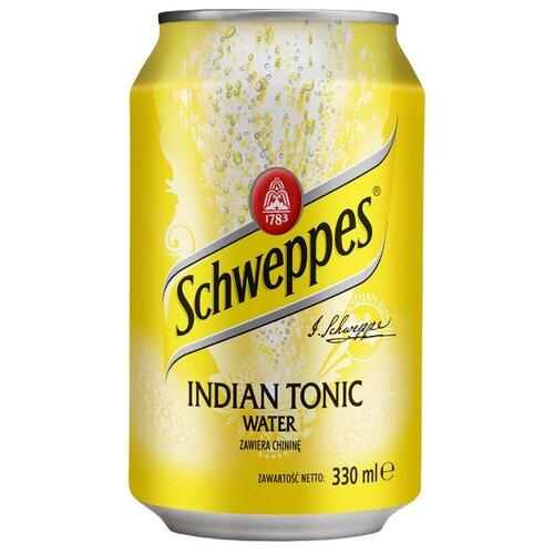 Газированный напиток Schweppes
