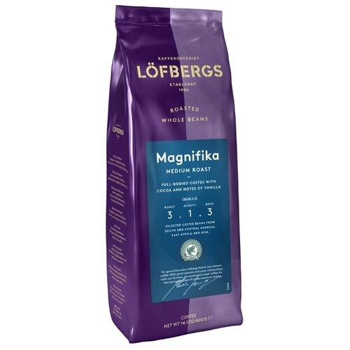 Кофе в зернах Lofbergs Magnifika