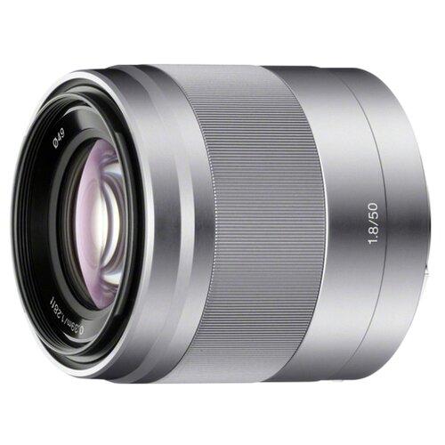 Фото - Объектив Sony 50mm f 1.8 OSS объектив sony sel 70200 e mount fe 70–200 мм f2 8 gm oss