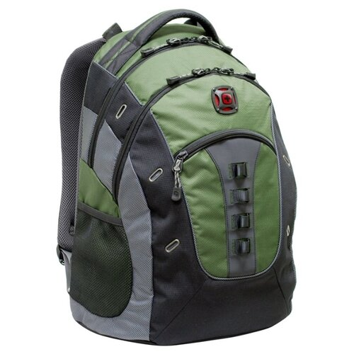 Фото - Рюкзак WENGER Городской рюкзак рюкзак городской wenger urban contemporary с одним плечевым ремнем темно серый 19х12х33 см 8 л шт