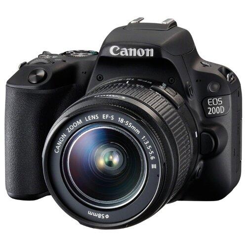 Фото - Фотоаппарат Canon EOS 200D Kit фотоаппарат